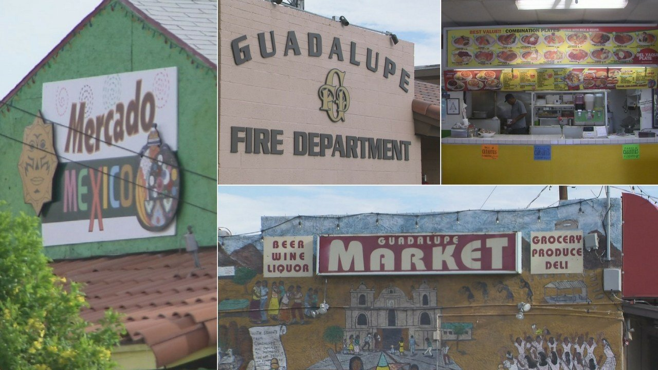 Guadalupe is one of the smallest towns in the state,unique for its Native American and Hispanic cultures, nestled between the cities of Mesa and Tempe. (Source: 3TV/CBS 5)