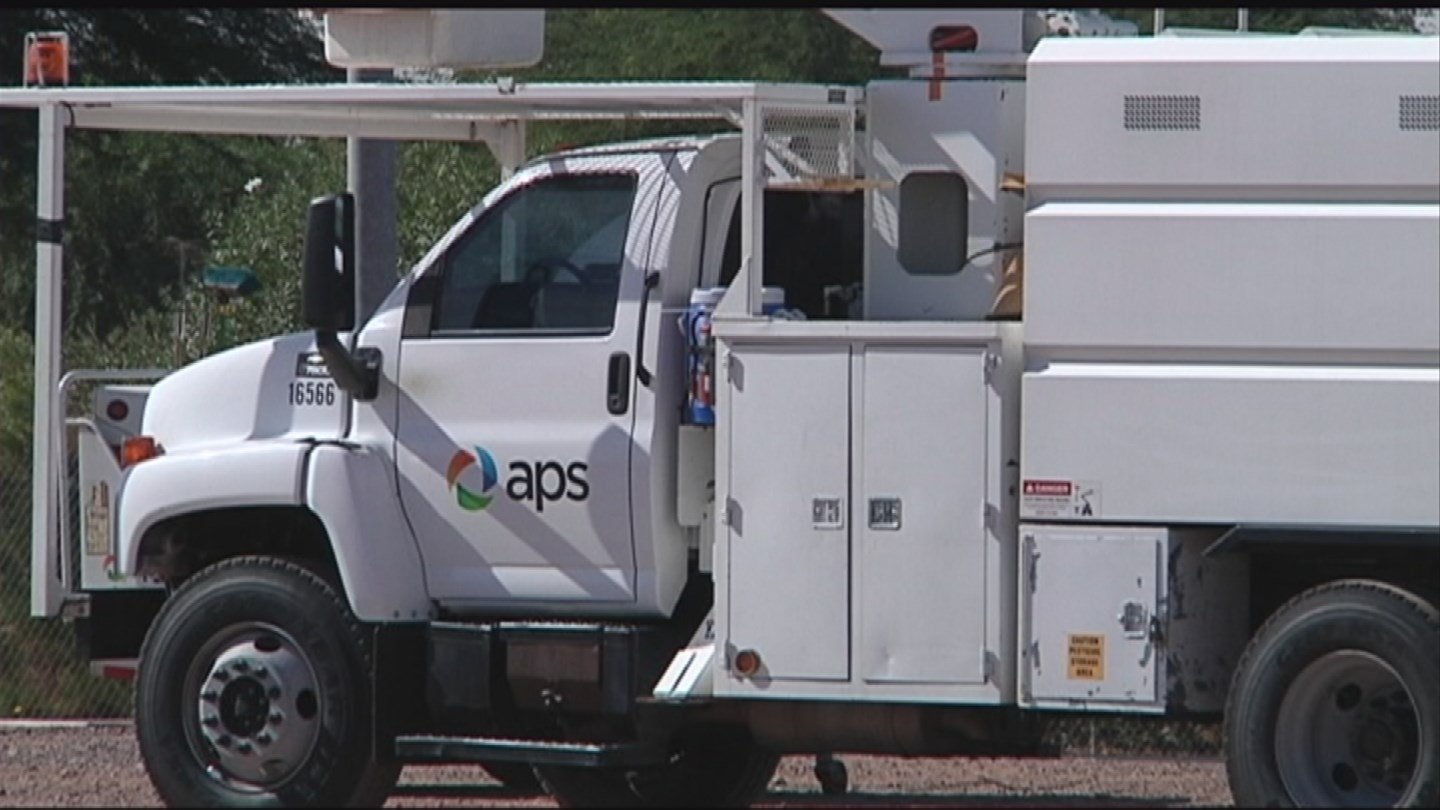 Arizona utility regulators are set to consider a rate increase for the state's largest electric company that could go into effect as soon as next month. (Source: 3TV/CBS 5)