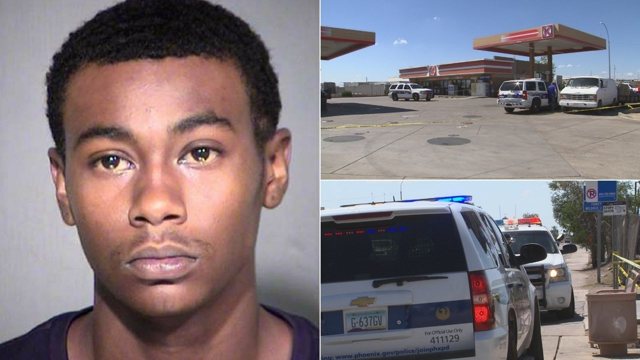 Naki Trussell was booked for a count of aggravated assault and one count of attempted murder.(Source: MCSO, 3TV/CBS 5)