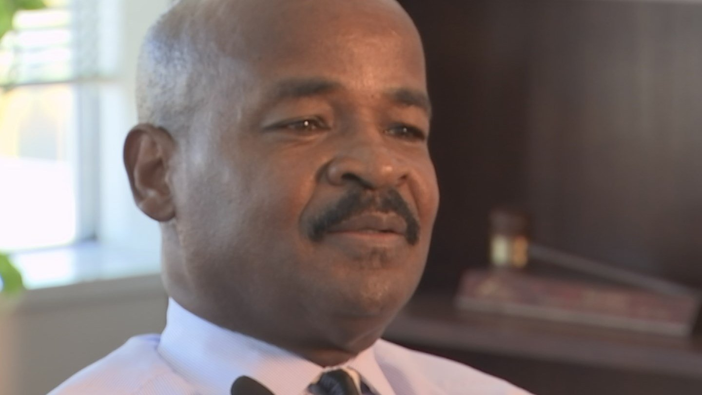 For Don Logan, the images of racially-motivated violence and hatred stirred up a very personal pain. (Source: 3TV/CBS 5)