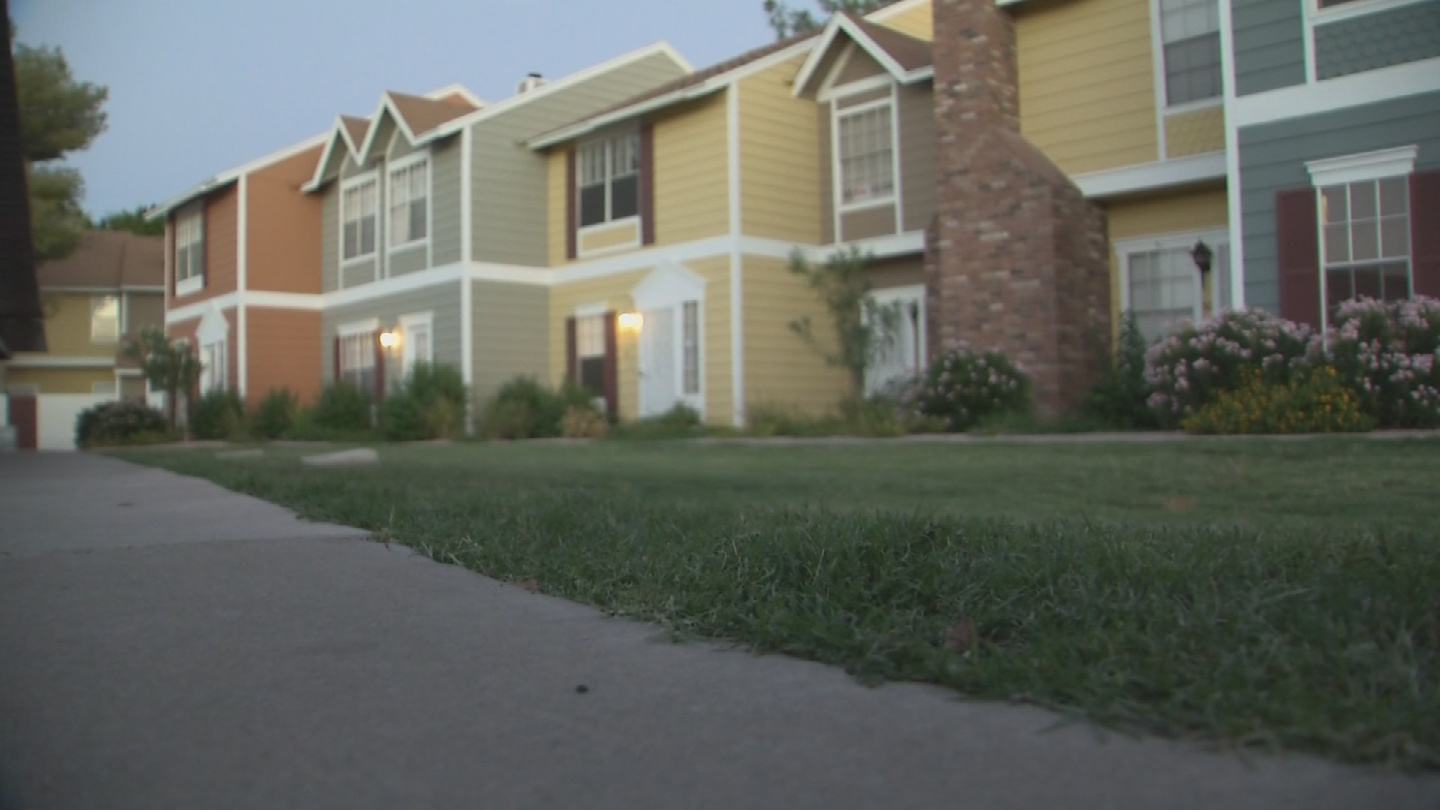 Despite the apparent budget issues, the HOA completed several large projects in the last year, homeowner Diane Park pointed out. (Source: 3TV/CBS 5)