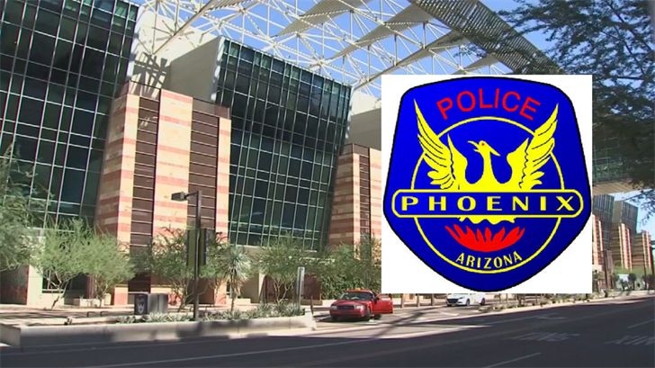 Phoenix police are preparing to keep people safe during a Trump Rally on Tuesday. (Source: 3TV/CBS 5)