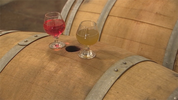 A new tap house and cidery is set to open in Mesa on Veterans Day. (Source: 3TV/CBS 5)