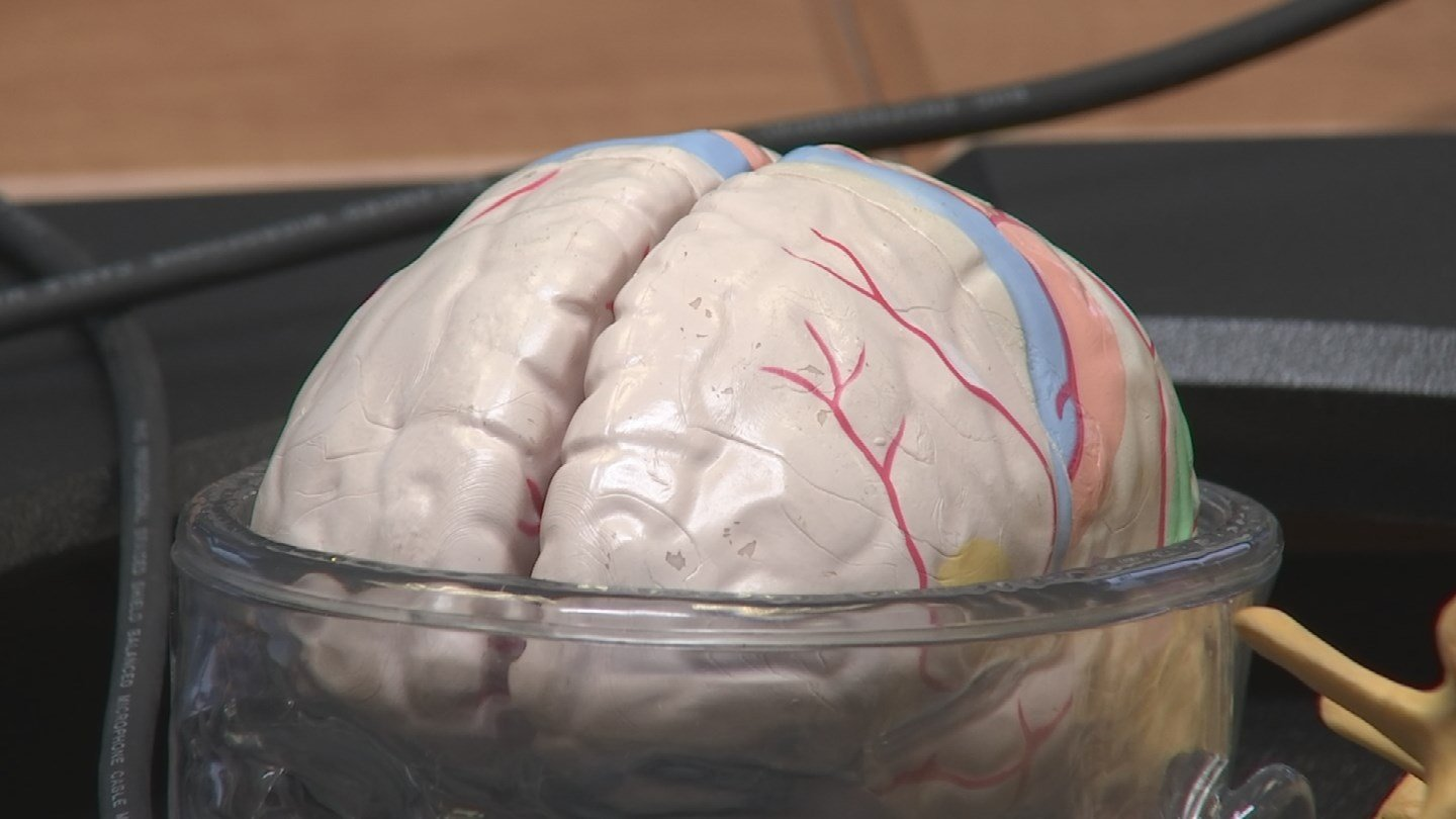 Barrow Neurological Institute released a study that claimed about 33 percent of Valley parents won't allow their kids play football due to concussion risks. (Source: 3TV/CBS 5)