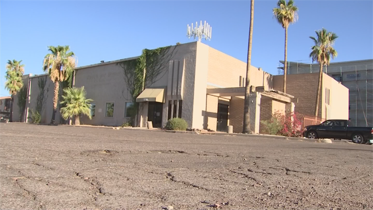 A couple of property owners held a competition for its design of a storage facility. (Source: 3TV/CBS 5)