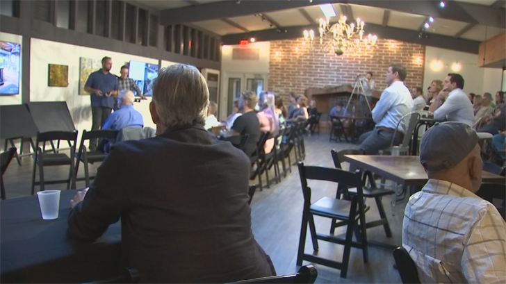 The Raskins took all the community feedbackand created a design competition out of it, selecting three firms to come up with concepts for the facility. (Source: 3TV/CBS 5)