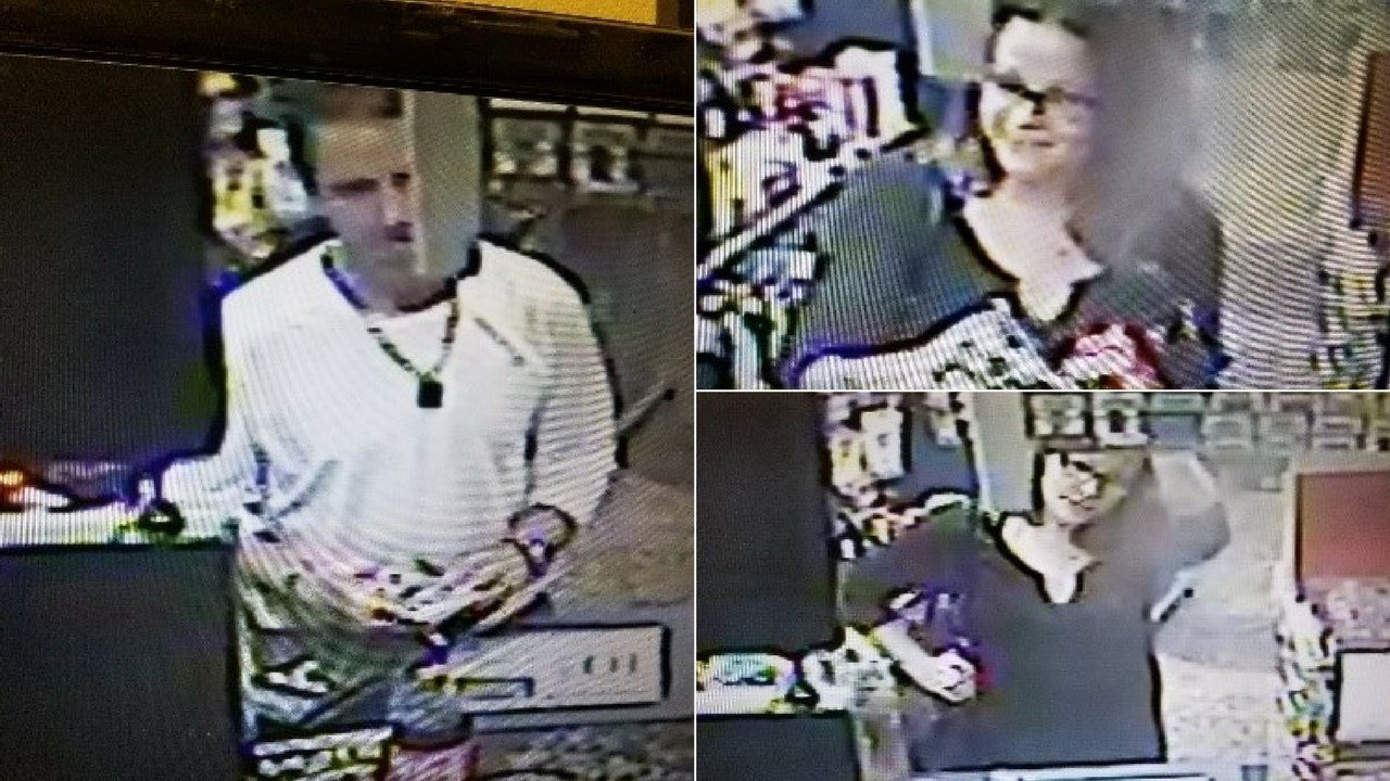 The suspects have been passing around counterfeit money in Cottonwood businesses. (Source: Cottonwood PD)