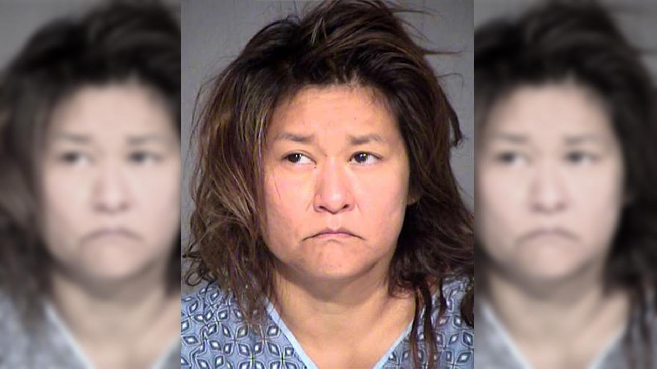 Collette Butler (Source: Maricopa County Sheriff's Office)