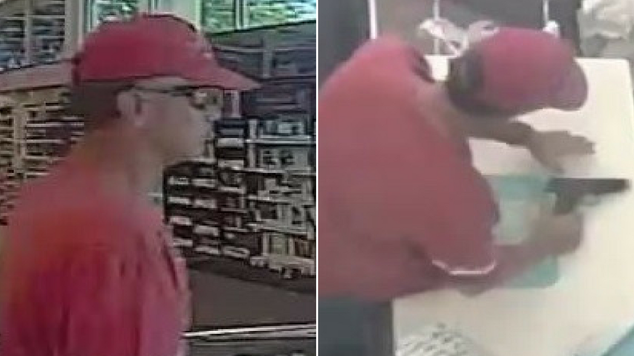 Police said this man stole money from a Walgreens in the west Valley. (Source: Silent Witness)