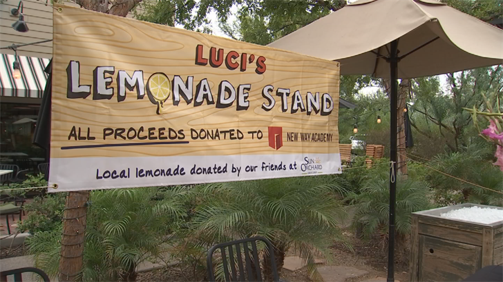 The stand was open from 11 a.m. to 2 p.m. on Sunday. (Source: 3TV/CBS 5)