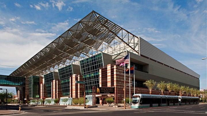 Phoenix Convention Center (Source: VisitPhoenix.com)