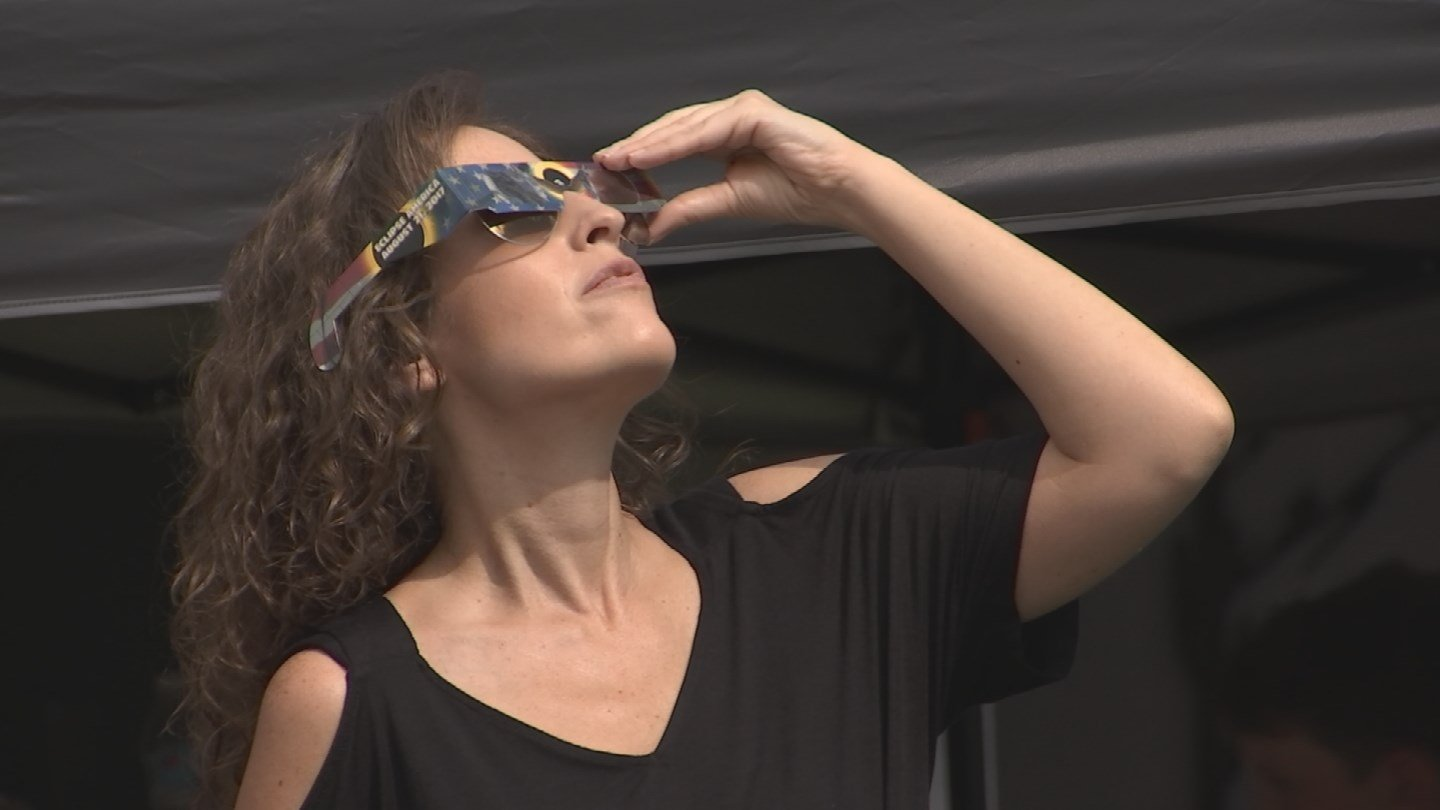 U.S. prepares for once in lifetime total solar eclipse