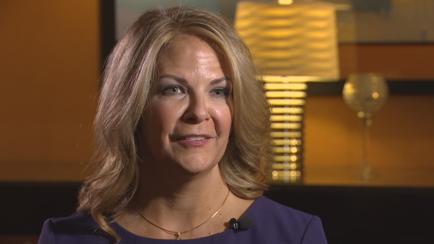 Kelli Ward is looking to become Arizona's next senator by beating Sen. Jeff Flake. (Source: 3TV/CBS 5)