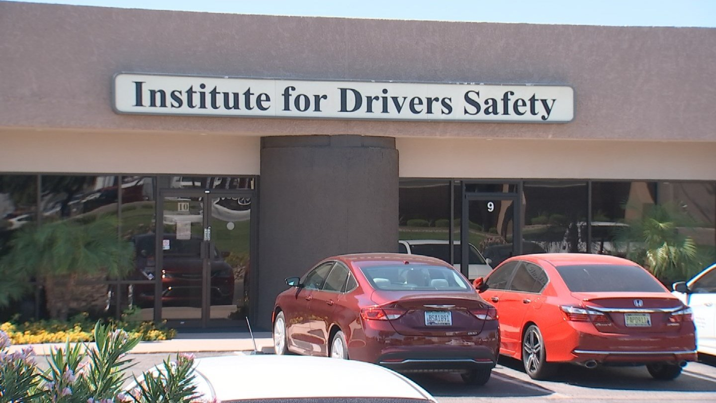 It's called The Institute for Drivers Safety. (Source: 3TV/CBS 5)