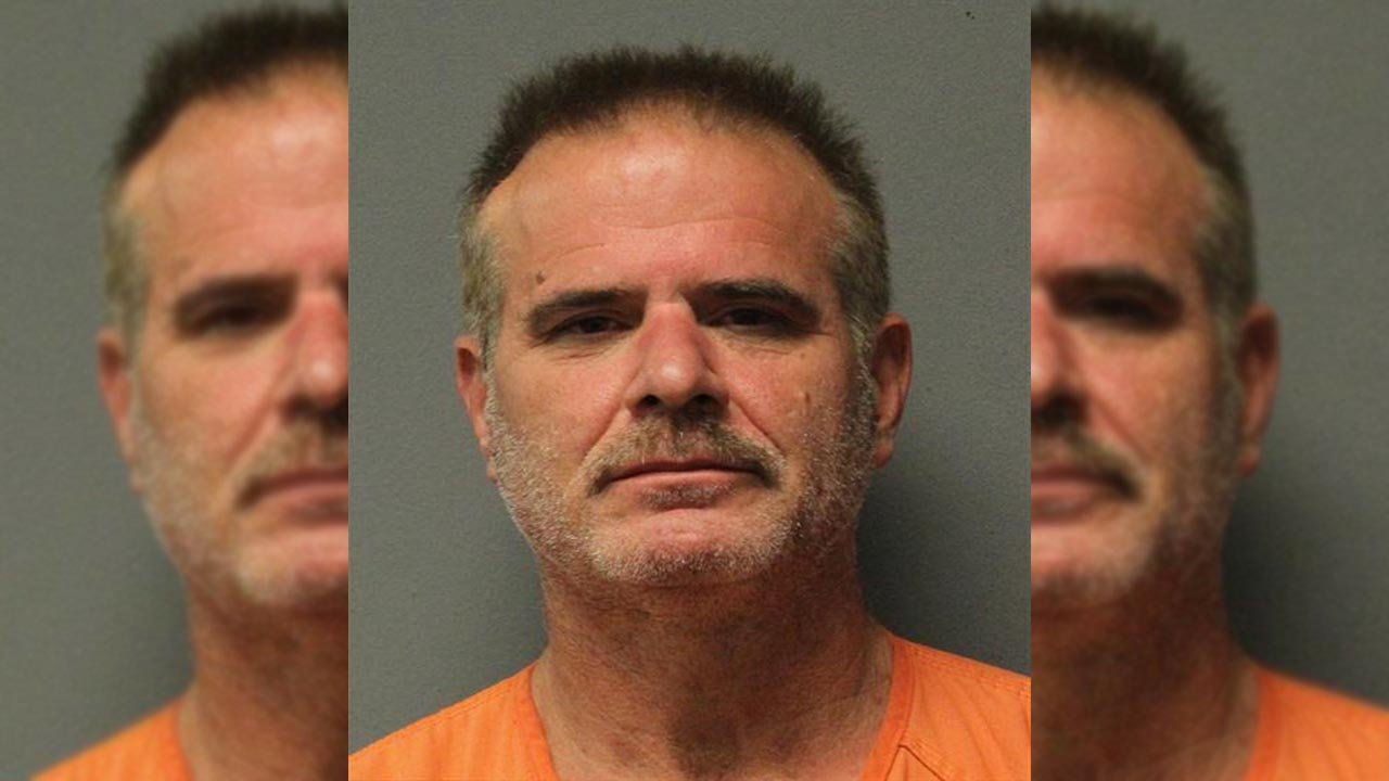 According to a news release from the Yavapai County Sheriff's Office, 54-year-old Scott Albert Wayne confronted and threatened his girlfriend with a handgun after discovering she was seeing another man. (Source: Yavapai County Sheriff's Office)