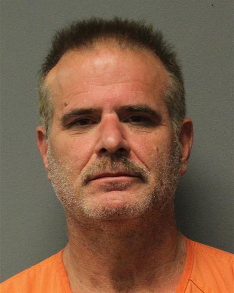 Mug shot of 54-year-old Scott Albert Wayne. (Source: YCSO)