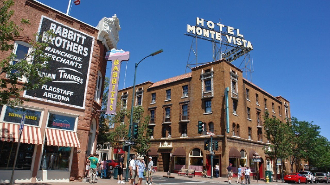 File photo of Downtown Flagstaff (Source: 3TV/CBS 5)