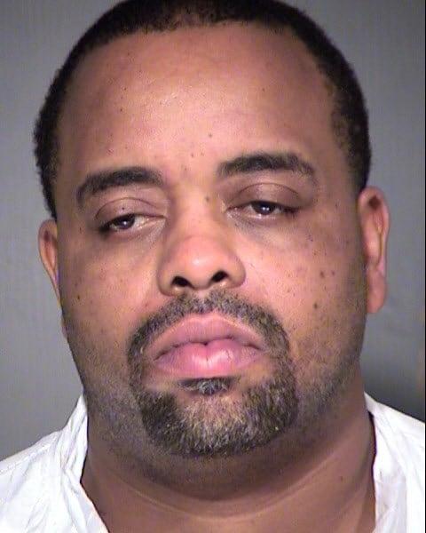 Mug shot of Brian Brooks, 42. (Source: MCSO)