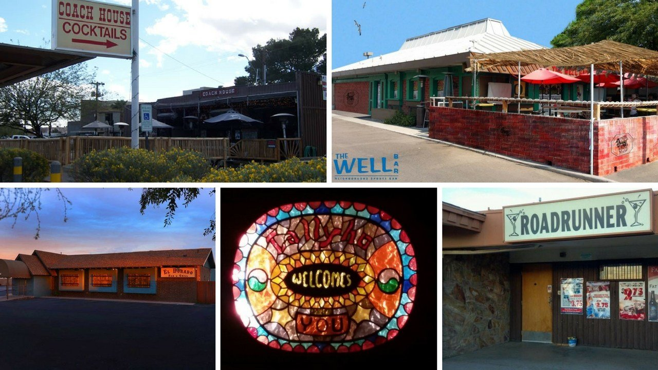 Top 5 Scottsdale dive bars. (Source: 3TV/CBS 5 News)