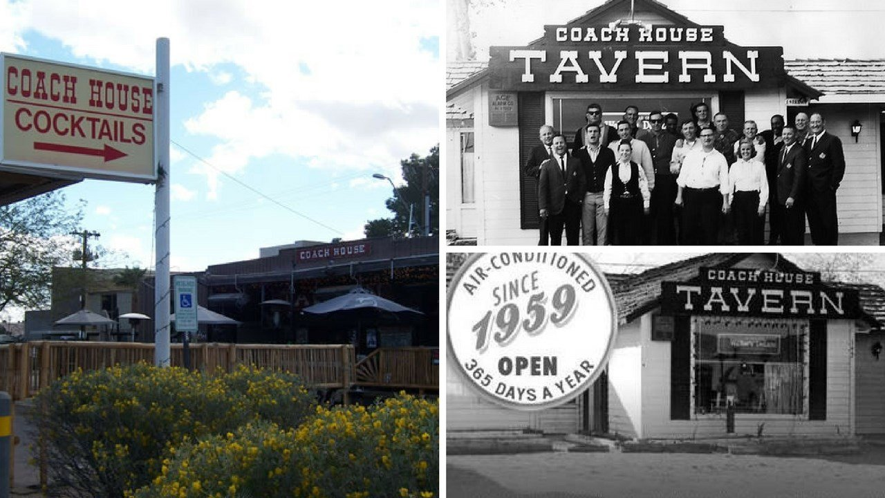 The Coach House, established 1959. (Source: 3TV/CBS 5 News)