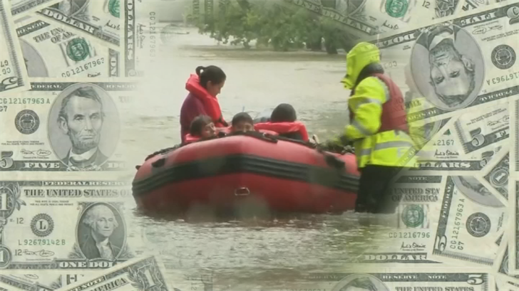 Hurricane Harvey victims need your help but you should be aware of those who want to take advantage of your generosity. (Source: 3TV/CBS 5)