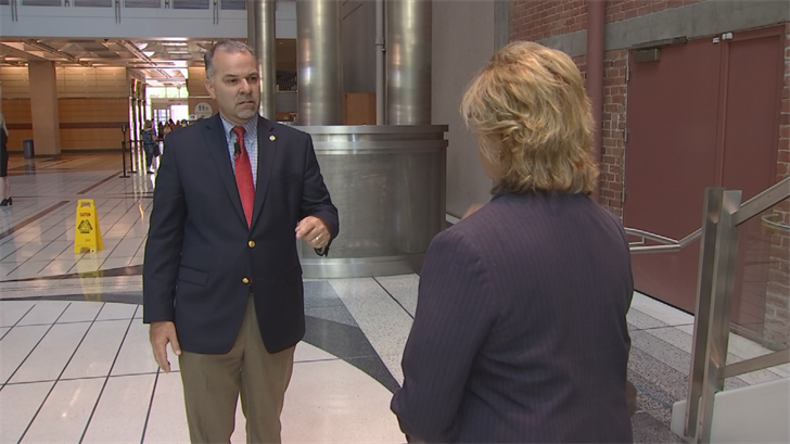 Ed Zuercher will take his request to the City Council on Aug. 30 to get the contract approved with OIG. (Source: 3TV/CBS 5)