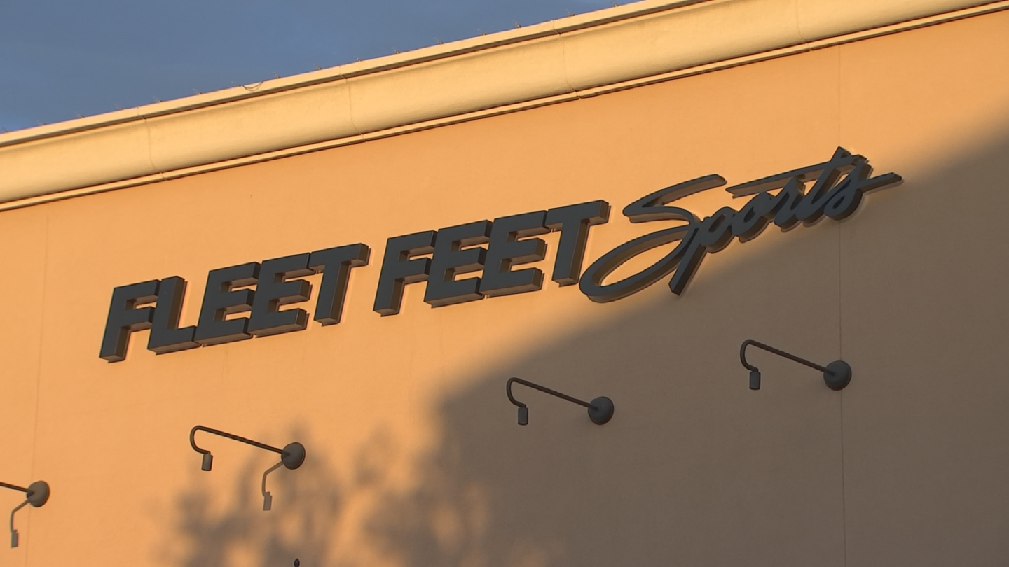 Fleet Feed has 170 stores across the U.S. so they're helping their Houston store. (Source: 3TV/CBS 5)