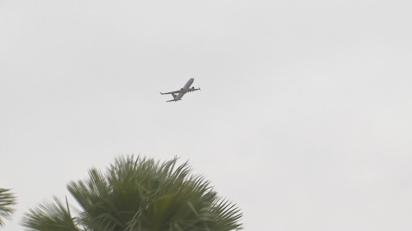 From neighbors to major cities, new claims state the flights were causing unnecessary noise. (Source: 3TV/CBS 5)