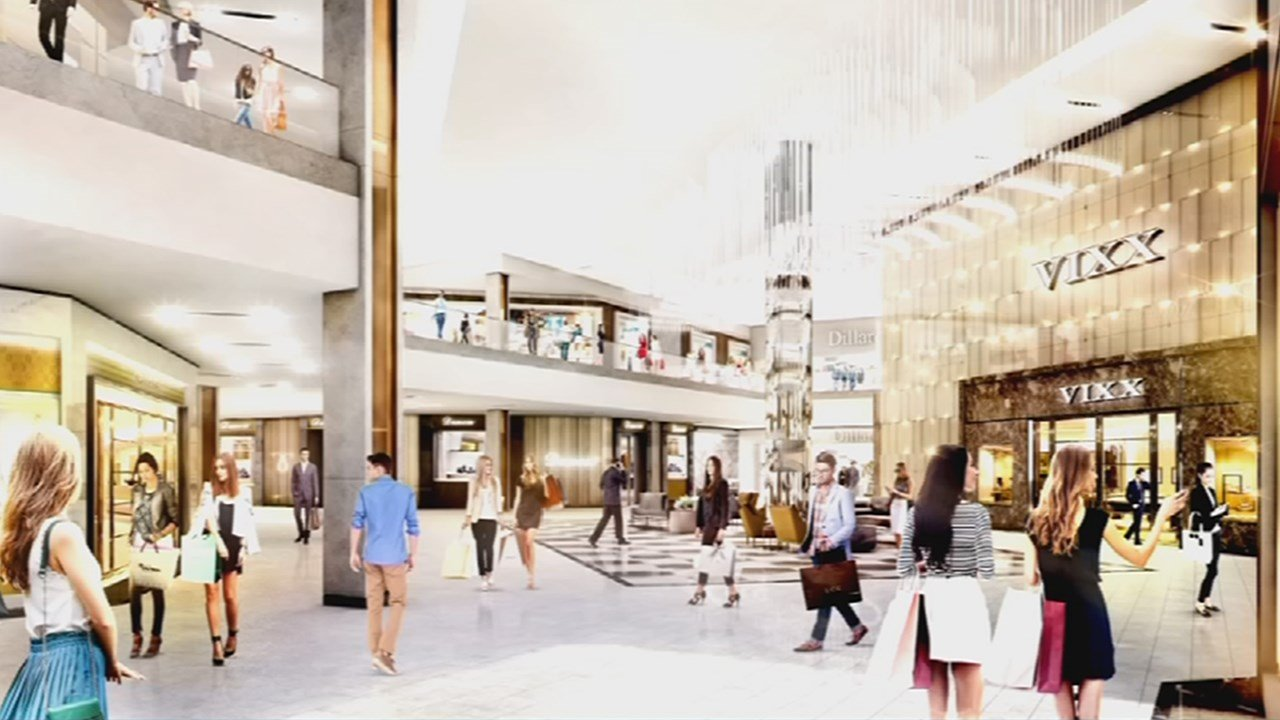A major expansion of Scottsdale Fashion Square was approved on Tuesday. (Source: 3TV/CBS 5)