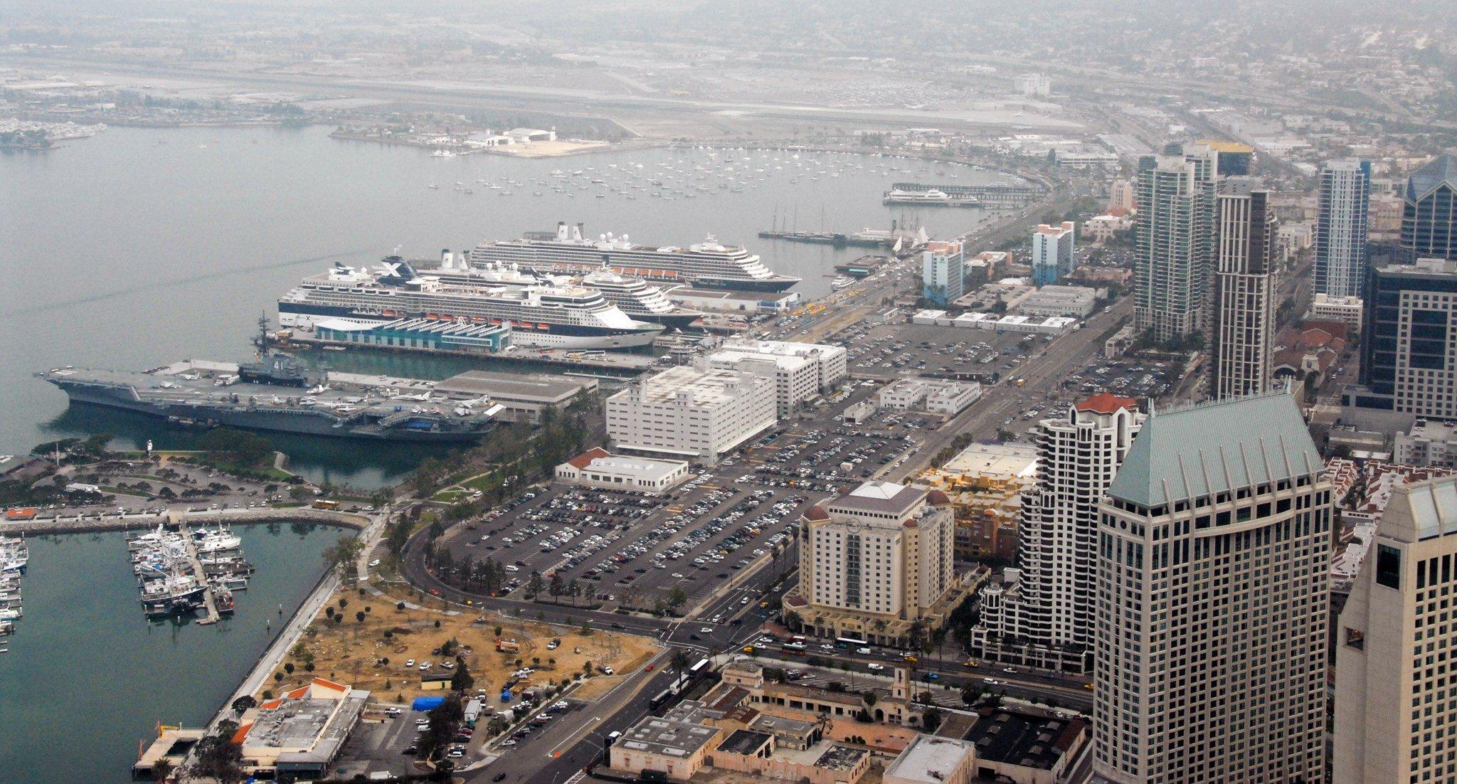 (Source: Port of San Diego)