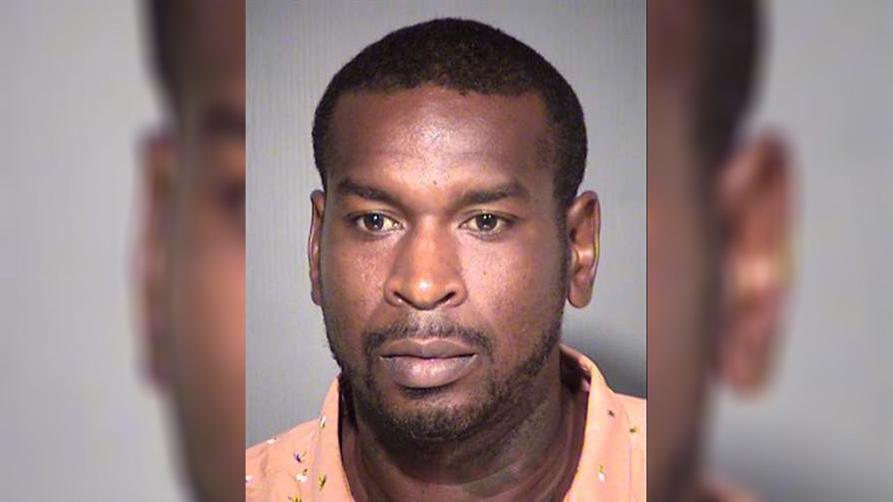 Mark Anthony Moore. (Source: Maricopa County Sheriff's Office)