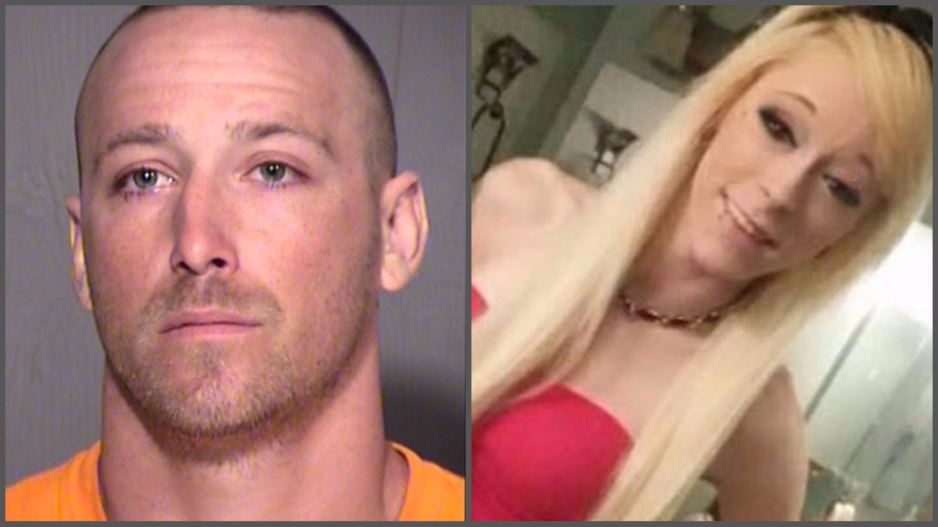 Maxx Bowe has been booked on a charge of first-degree murder in the death of Taylorlyn Nelson. (Source: Maricopa County Sheriff's Office and Phoenix Police Department)