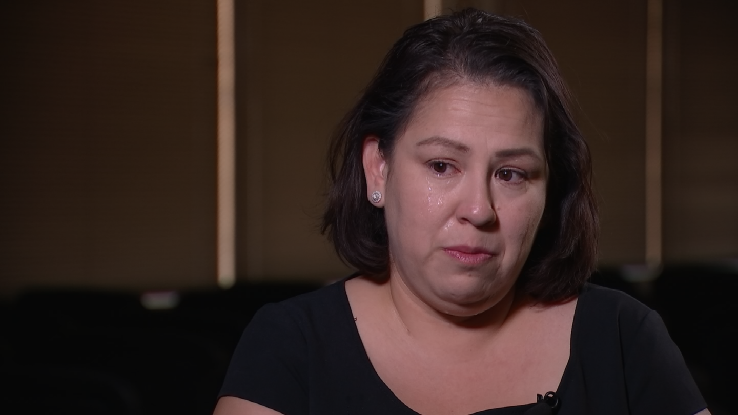 A couple years ago,Torres and her then fiancee John Terrell, decided to undergo in vitro fertilizationand freeze some embryos prior to Torres'chemotherapy and radiation treatments. (Source: 3TV/CBS 5)