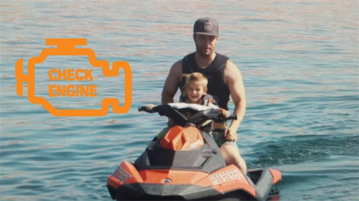 Brandon Fisher says he and his family have a yearly tradition of going to Lake Powell. Before heading out on this trip, Fisher went online to see where he could find some cool water toys to rent and he finally found a place. (Source: 3TV/CBS 5)