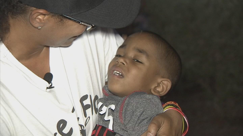 3-year-old Ayden Brown. (Source: 3TV/CBS 5 News)