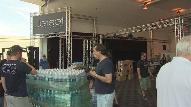Some Arizonans are throwing out their Labor Day weekend plans and heading to Texas to help with relief efforts. (Source: 3TV/CBS 5)
