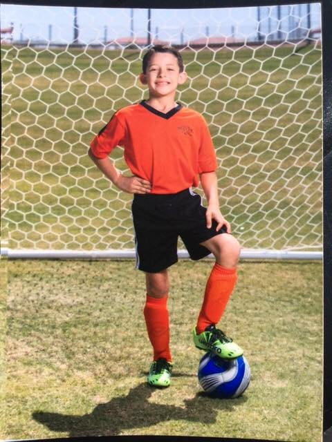 Missing boy Dominic Best (Source: Maricopa Police Department)