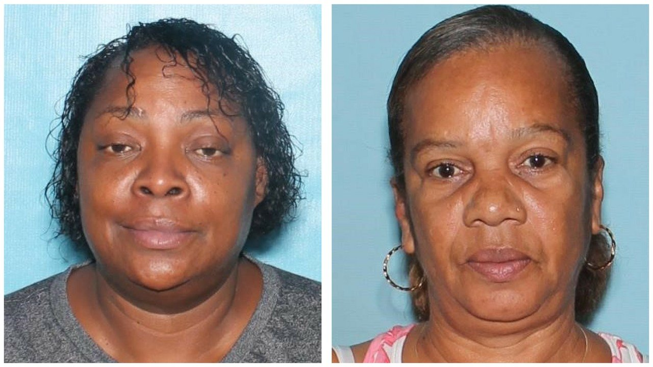 Dorothy Lee, 53 (left) accused of killing Linda Harris, 57 (right) (Source: Glendale Police Department)