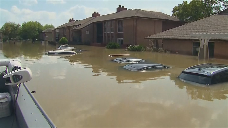 Hurricane Irma is also feared to possibly have a devastating effect on the U.S. Many of the vehicles left submerged will be dried out, aired out and pushed out to unsuspecting consumers, some right here in Arizona. (Source: 3TV/CBS 5)