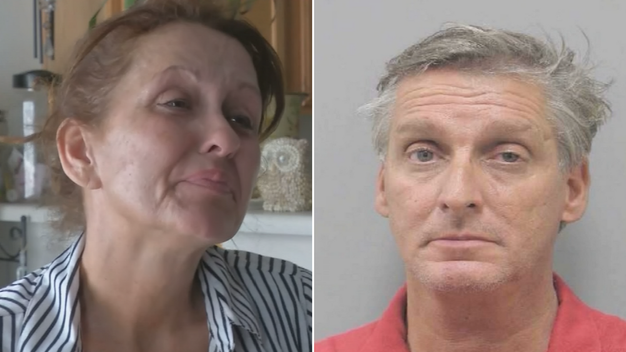 Virginia Paris said her captor tried to force her to marry him in Las Vegas. (Source: KVVU/SBCSO)