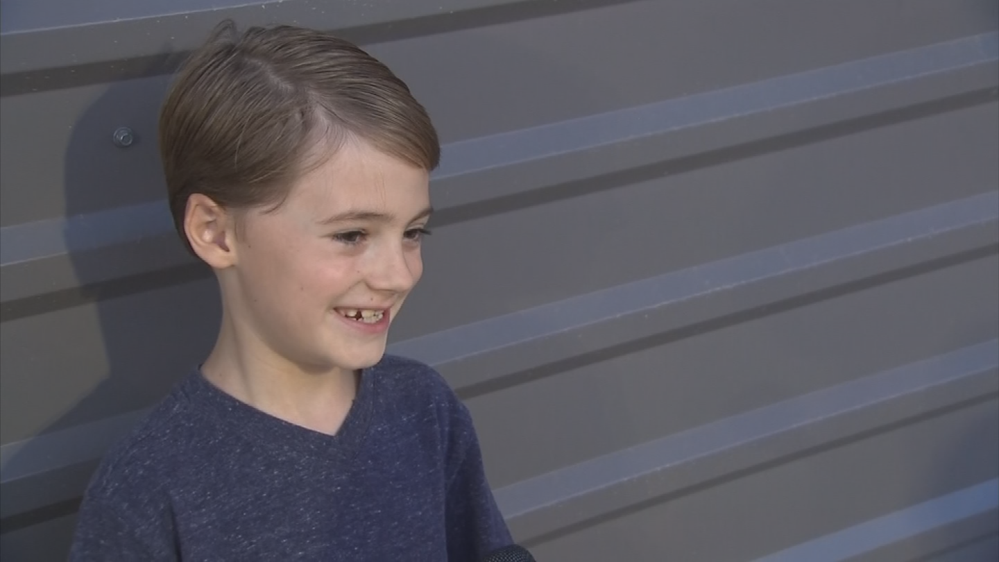 """The movie """"It"""" hit the theaters Friday and 3TV/CBS 5 has confirmed """"It"""" has a Valley connection. Jackson Scott, the boy seen in all of the trailers was born in Arizona. (Source: 3TV/CBS 5)"""