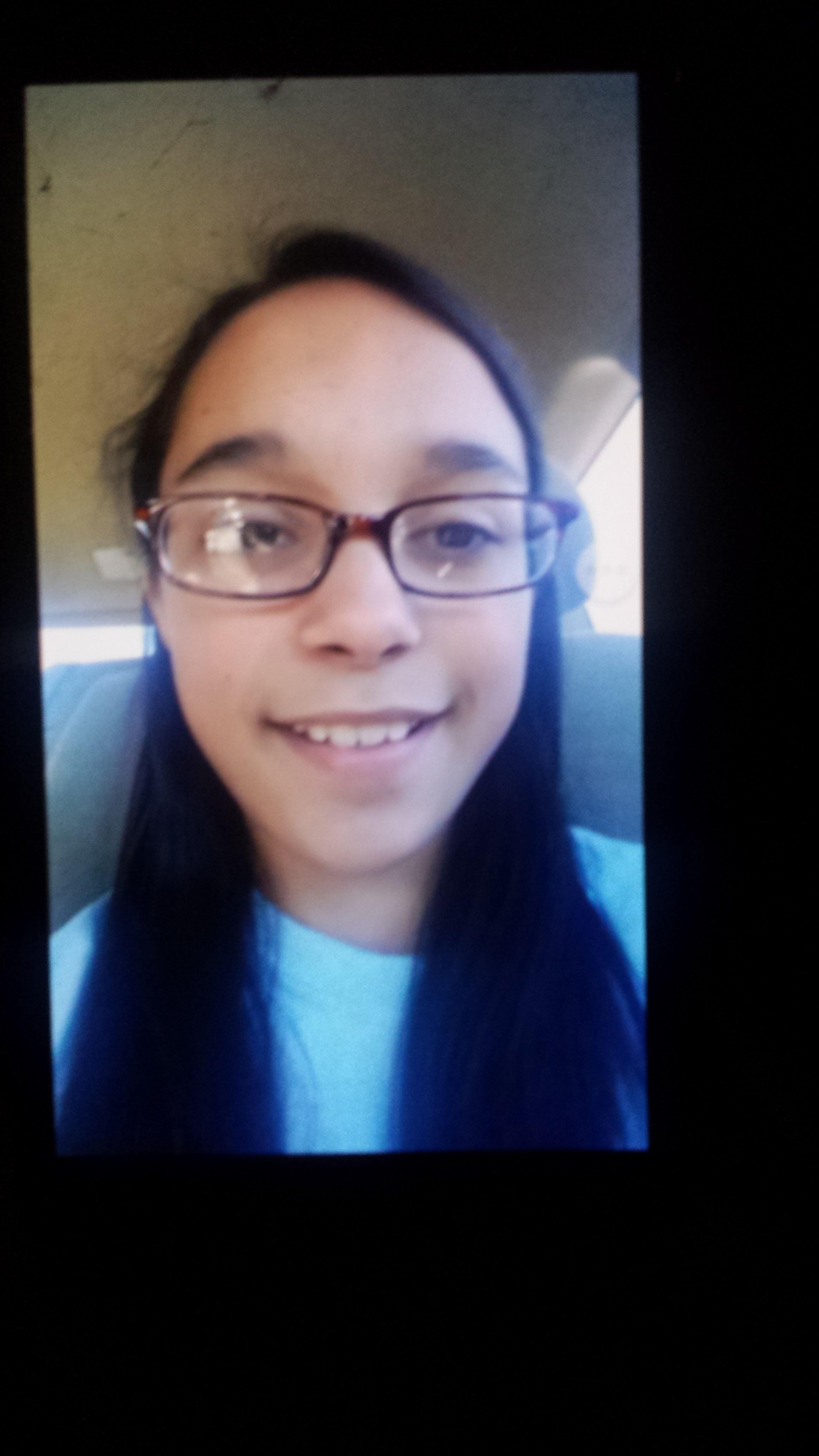 Valerie Cockrill, 12, missing since 7 p.m. Sept. 8 (Source: Phoenix Police Department)