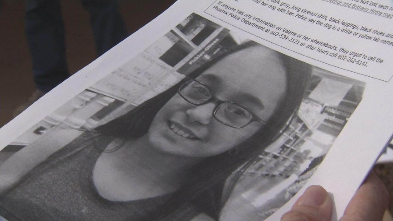 Missing flyer (Source: 3TV/CBS 5)