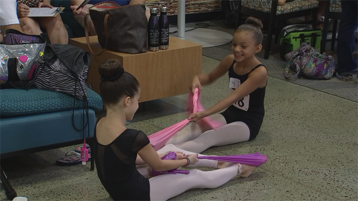 "Only 150 people will be chosen to be apart of ""the Nutcracker."" (Source: 3TV/CBS 5)"