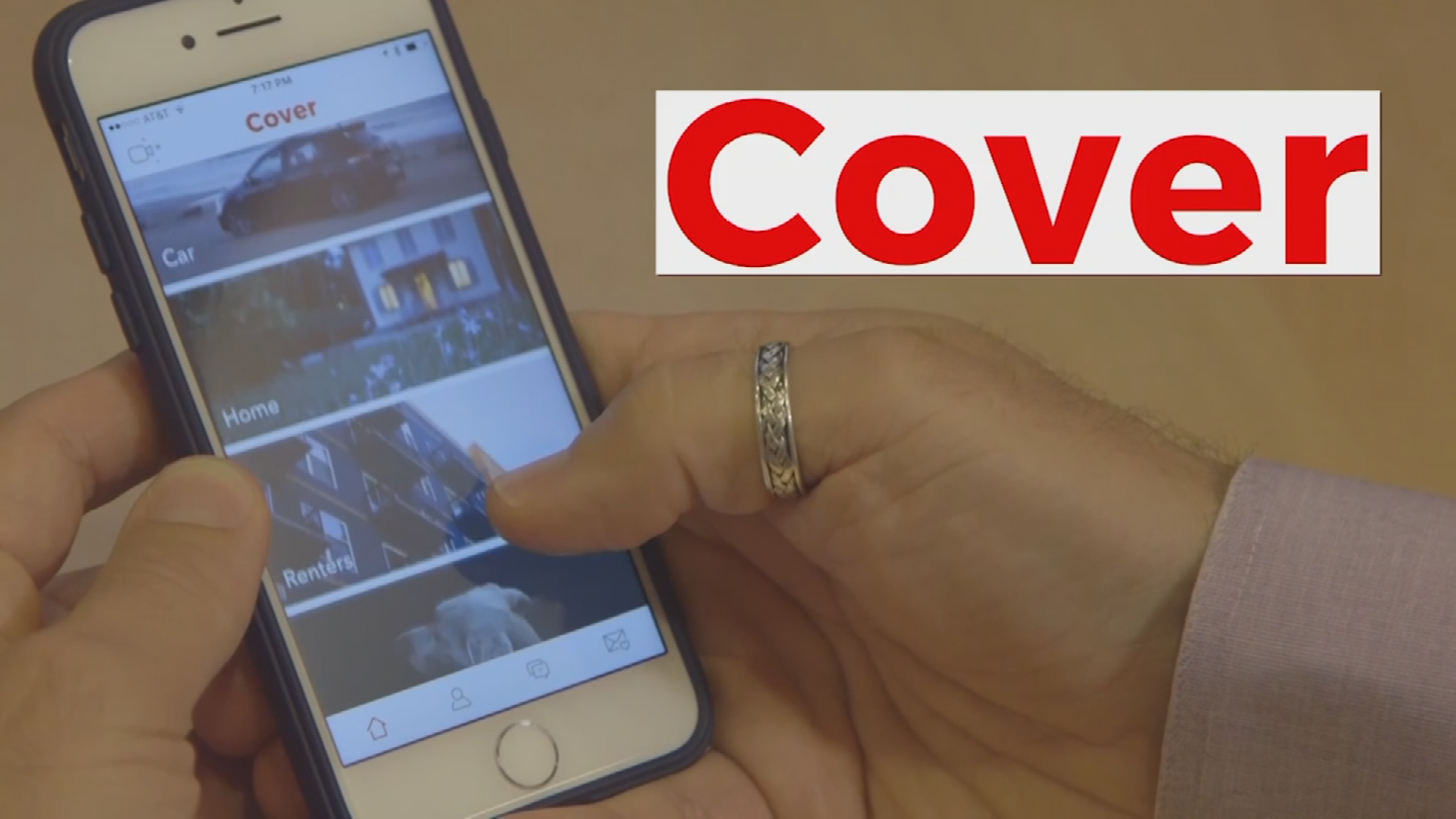 """Some curate quotes from a range of insurance carriers, like """"Cover Insurance"""" and """"HealthIQ"""".(Source: 3TV)"""
