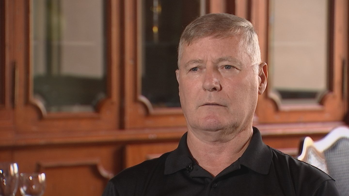 He says he would support reinstating the draft if our military needs it. (Source: 3TV/CBS 5)