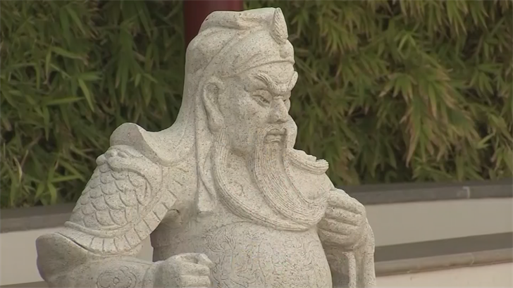 The new owners gave $100,000 to help move some of the Chinese statues and artifacts to Margaret T. Hance Park in downtown Phoenix to create a new center. (Source: 3TV/CBS 5)