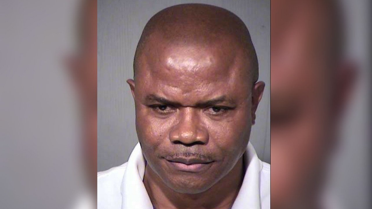 Elias Udechime, 53 (Source: Maricopa County Sheriff's Office)