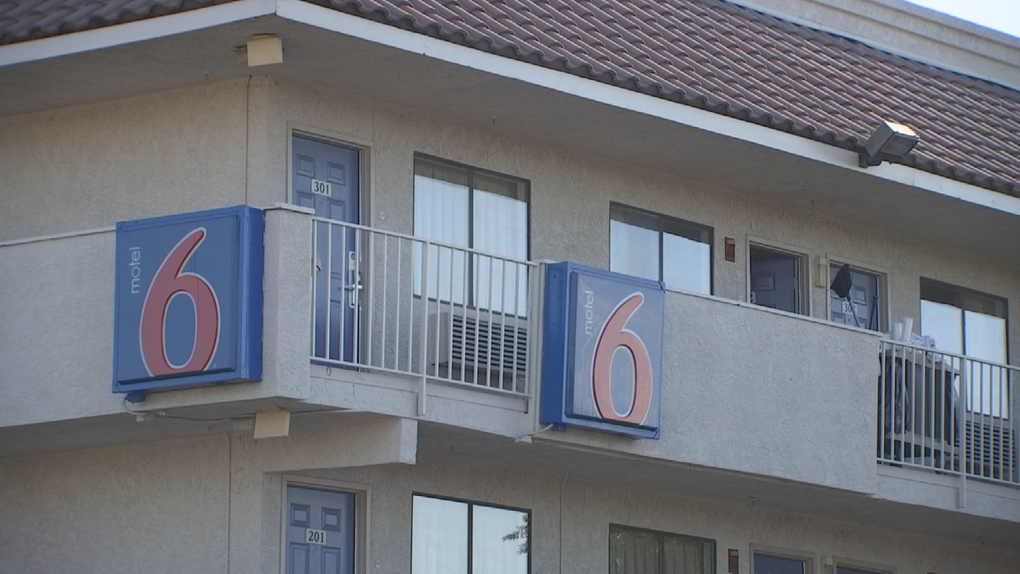 There are accusations that a Motel 6 in the Maryvale area was giving its guest list to the Feds for immigration enforcement. (Source: 3TV/CBS 5)