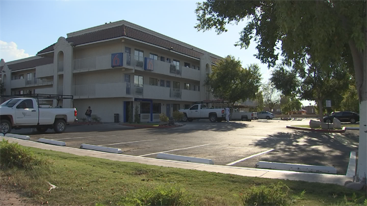 Guests' privacy is up to the discretion of the hotel. (Source: 3TV/CBS 5)